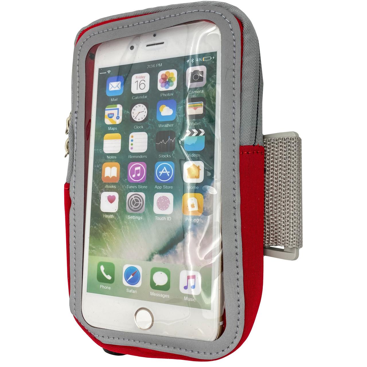 "Сумка DK Fabric Sport Hand Bag 6.5"" (red)"