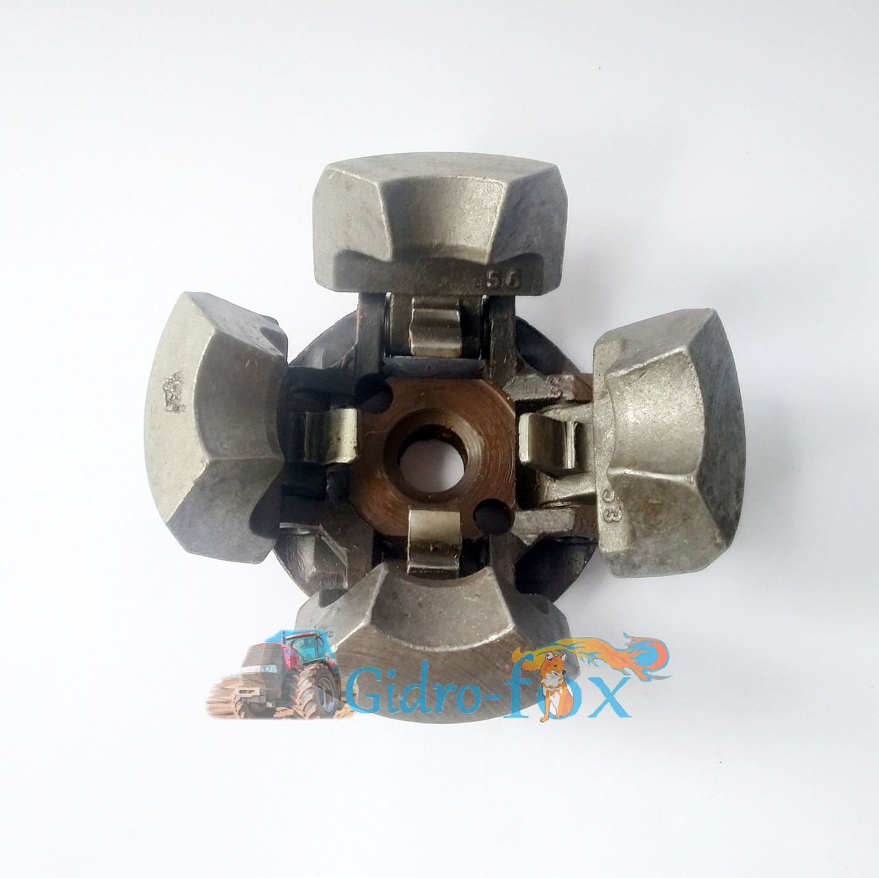 Ступица грузов (груз регулятора) в сборе ЮМЗ (Д-65) Кт.Н. УТН-5-1110160-ДСБ