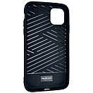 Чехол Silicone Molan Cano Jelline Bumper Apple iPhone 11 Pro (black), фото 2