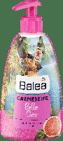 Жидкое крем-мыло для рук с дозатором Balea Cremeseife Bella Ciao - с ароматом сицилийского апельсина