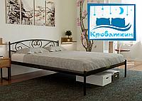 Металлическая кровать Milana-1 (Милана-1) 80х190см Метакам