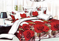 Комплект спального постельного белья ТИРОТЕКС евро Бязь - 100% хлопок