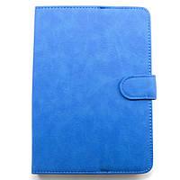 """Универсальный чехол для планшета 9-10 дюймов (9-10"""") с карманом синий, фото 1"""