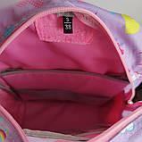 Рюкзак шкільний ортопедичний Dr. Kong, Z 1100035В, рожевий, розмір S, фото 5