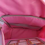 Рюкзак шкільний ортопедичний Dr. Kong, Z 1100035В, рожевий, розмір S, фото 4