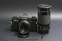 Minolta XG-se kit Minolta Rokkor-X 50mm f1.7 + Seikanon 28-105mm f3.2-4.5, фото 1