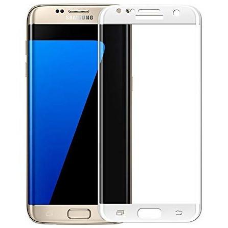 Защитная пленка for Samsung S7 edge front white