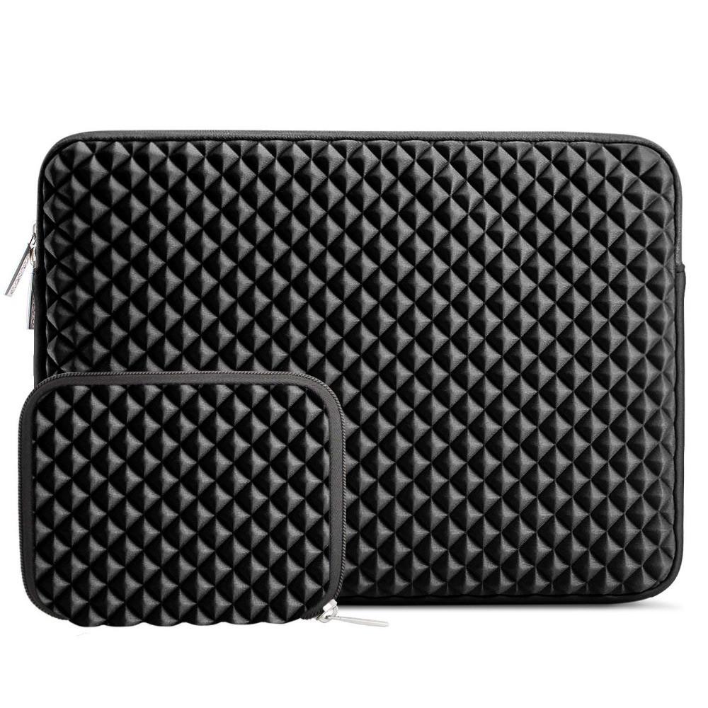 "Сумка Mosiso Nylon Fundo Cube Ноутбука 15"" (black)"