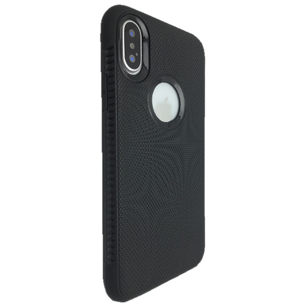 Чехол  Future Clone for Apple iPhone X (black)