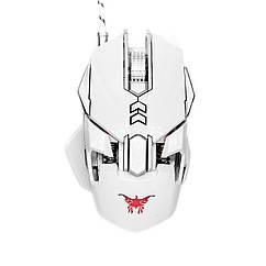 Игровая мышь Onikuma Combatwing CW30 white-silver (3200 DPI)