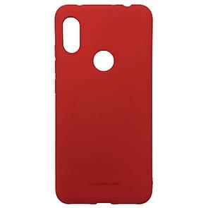 Чехол Hana Molan Cano Xiaomi Redmi Note 6 Pro (red)