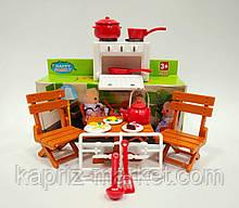 """Меблі для ляльок, іграшкових героїв"""" Heppy Family"""""""