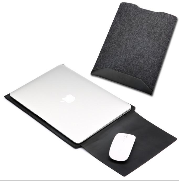 "Чехол-конверт DK Leather Voilok 13"" (black)"