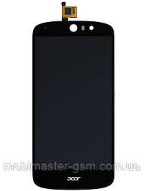 Дисплейный модуль Acer Z530 черный