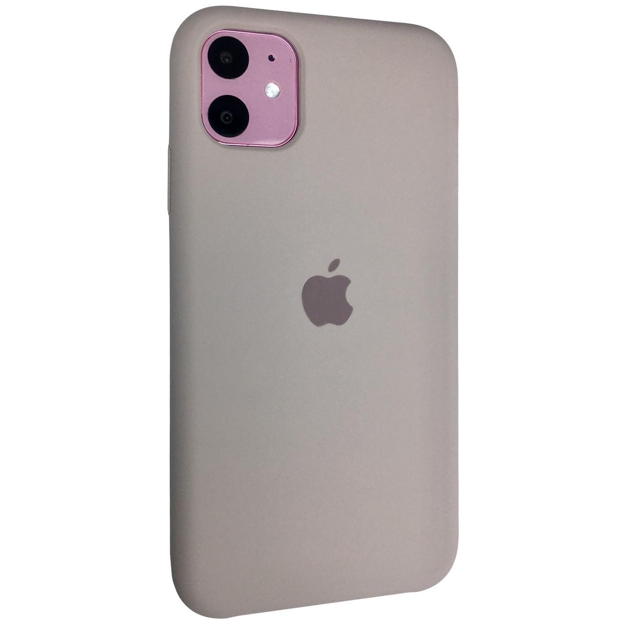 Чехол Silicone Case Apple iPhone 11 (07)
