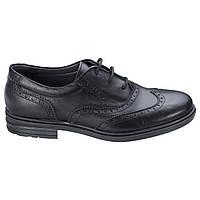 Туфли Theo Leo RN511 40 26.5 см Черные