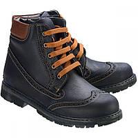Ботинки Theo Leo RN572 26 17.3 см Черные