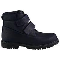Ботинки Theo Leo RN598 28 18.3 см Черные