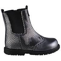 Ботинки Theo Leo RN610 27 17.8 см Черно-серые