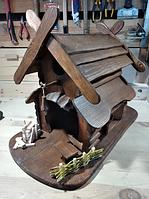 Кормушка-домик (2-а етажа)