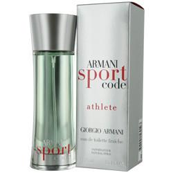 Туалетна вода Giorgio Armani Armani Code Sport Athlete