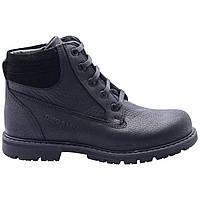 Ботинки Theo Leo RN616 26 17.3 см Черные
