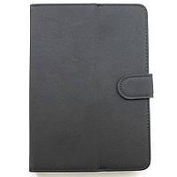 """Универсальный чехол для планшета 9-10 дюймов (9-10"""") с карманом черный"""