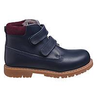 Ботинки,сапоги Theo Leo RN624 29 19 см Синие