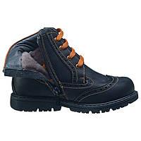 Ботинки,сапоги Theo Leo RN636 29 19 см Синие