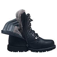 Ботинки,сапоги Theo Leo RN631 29 19 см Черные