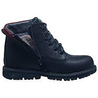 Ботинки,сапоги Theo Leo RN629 31 20.1 см Черные