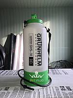 Обприскувач акумуляторний Grunhelm 10l 8Ah