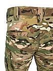 Брюки тактические СпН Combat Pro Multicam, фото 8