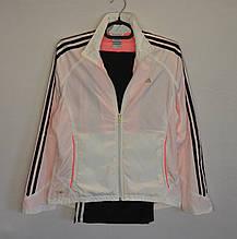 Женский яркий спортивный костюм Adidas , размер L.