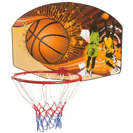 Кольцо баскетбольное, щит, сетка, GB-009