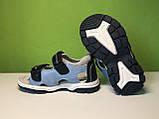 Босоножки Сандалии Мальчик  ТМ Ok-Shoes  36 р 23,5 см, фото 3