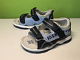 Босоножки Сандалии Мальчик  ТМ Ok-Shoes  36 р 23,5 см, фото 5