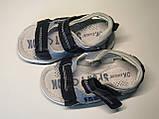Босоножки Сандалии Мальчик  ТМ Ok-Shoes  36 р 23,5 см, фото 6