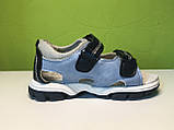 Босоножки Сандалии Мальчик  ТМ Ok-Shoes  36 р 23,5 см, фото 7