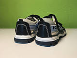 Босоножки Сандалии Мальчик  ТМ Ok-Shoes  36 р 23,5 см, фото 8