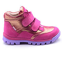 Ботинки Theo Leo RN802 26 17 см Розовые