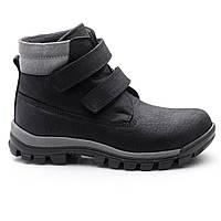Ботинки Theo Leo RN811 39 25.5 см Черные