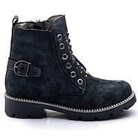 Ботинки Theo Leo RN812 36 23 см Черные