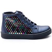 Ботинки Theo Leo RN815 26 17 см Синие