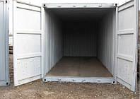 Контейнер 20 футов под склад стройматериалов