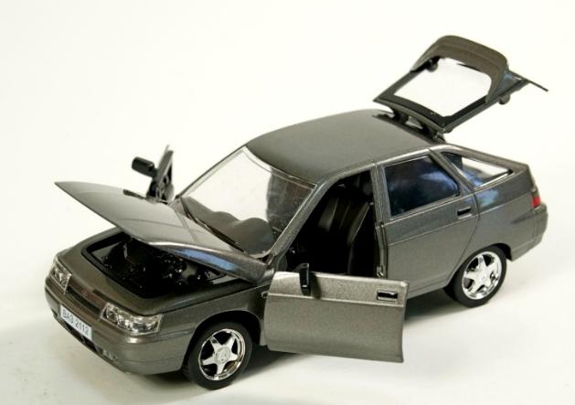 Машинка АвтоПром ВАЗ-2112 1:22