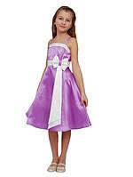 """Платье нарядное детское летнее М -876 рост 128-164 тм """"Попелюшка"""", фото 1"""