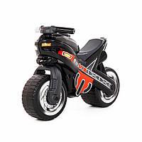 "Игрушка POLESIE ""Каталка-мотоцикл ""МХ"" (черная)"" (80615)"