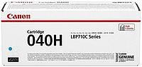 Тонер-картридж Canon 040H LBP-710/712 Cyan 10000 страниц