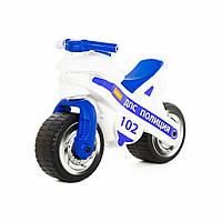 """Игрушка POLESIE """"Каталка-мотоцикл """"МХ"""" (Полиция)"""" (80622)"""